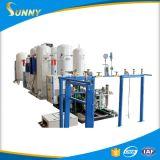 Fabrik-Preis-industrieller Sauerstoff-Generator-Zylinder-füllende Pflanze