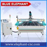 3D木製のアクリルの切り分ける機械中国CNCのルーター2040年