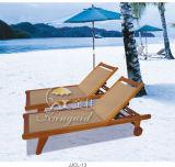 Напольный стул салона Chasie, стул софы пляжа Lounger Sun (JJCL-13)