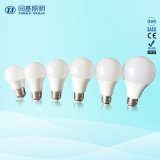 Bulbo compacto de la iluminación 12W Plastic+Aluminum de la Caliente-Venta LED