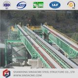 High Rise acero prefabricada sistema de transporte Frame