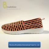 Поднятые зерна для ходьбы обувь для мужчин и женщин (ES191718)