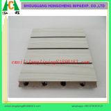 슬롯 MDF/Plain/Wood Veneer/PVC/HPL/UV/Melamine에 의하여 박판으로 만들어지는 MDF