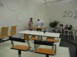 Дешевые соединиенные таблица и стул трактира быстро-приготовленное питания