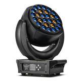 LEDの移動ヘッド洗浄28PCSニック洗濯機の段階ライト