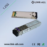 20km 1.25GB/S Single-Mode 1310nm SFP Optische Module van de Zendontvanger
