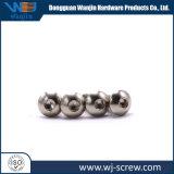 炭素鋼またはステンレス鋼の六角形の楕円形のヘッド亜鉛によってめっきされるねじ