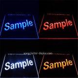 Tabellone su ordinazione del LED dell'acrilico