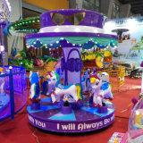 상점가 (C033)에 있는 중국 제조자 오락 장비 아이들 회전 목마