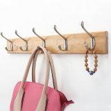 Chambre à coucher mur créatif Bamboo Crochet de suspension Hanger European-Style