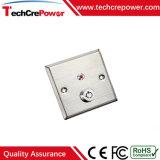 EL-701lm Edelstahl-Schlüsselschalter mit LED-Stoss-Schalter-Ausgangs-Taste