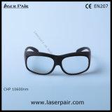9000 - anteojos protectores del laser de los anteojos de seguridad de laser 11000nm de Laserpair