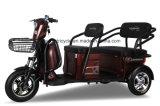 中国の身体障害者のための大人の電気3つの車輪の三輪車のスクーター