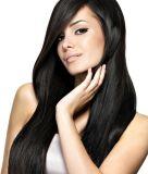 Салон красоты с возможностью горячей замены прав необработанные Virgin бразильский волос