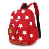 幼稚園のための男の子のバックパックは印刷の女の赤ちゃんのためのナイロン子供のバックパックの子供の幼稚園のランドセルを主演する