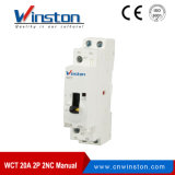 Fabricante Telemechanic 20A Household 2p Manual AC Contactor