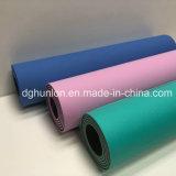6mm TPE aufbereiteter Yoga-Matten-Zoll-Großverkauf