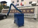 Purificatore del fumo di saldatura con un braccio flessibile da 360 gradi per l'aspirazione delle polveri
