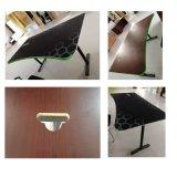 مكتب خشبيّة حاسوب مكتب طاولة مع [لد] ضوء