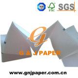 papel de escribir blanco de los 215mm*30m EKG para 12-Channel ECG-8340