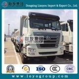 De Vrachtwagen van de Kipper van de Vrachtwagen van de Stortplaats van de Vrachtwagen van Hohan van Sinotruk 6X4