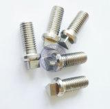 Os parafusos anti-roubo de aço inoxidável 304 parafusos de cabeça triângulo