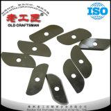 Type lame du carbure cimenté C1 de tungstène de travail du bois