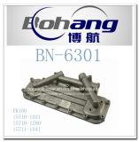 Cubierta del refrigerador de petróleo de Hino Ek100 del recambio del motor de Bonai (15710-1031/15710-1280/15711-1041)