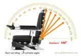 Goldene Bewegungsführende Technologie-elektrischer Rollstuhl, faltbar, Leichtgewichtler und Portable