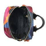方法印刷のナイロンバックパックのランドセル屋外旅行袋