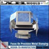 Soem-kundenspezifische Edelstahl-Radierungs-Teile für Multimedia-Projektor