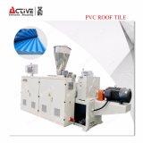 Машина штрангя-прессовани плитки PVC чистки собственной личности для застекленной плитки крыши
