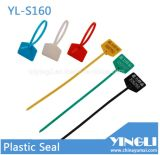PA почтовый индекс защиты от несанкционированного вскрытия пластиковый мешок для обеспечения уплотнения. (YL-S160)