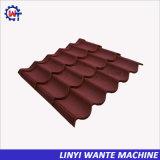 Les chinois de l'aluminium de type moderne en acier de zinc métal recouvert de tuiles de pierre