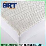 Colcha/pista respirables impermeables del colchón de la sensación de la capa fresca del aire