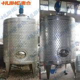 De Tank van de Gisting van het Roestvrij staal van de biologie voor Yoghurt