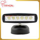 Indicatore luminoso della barra del lavoro dell'indicatore luminoso 12V LED del lavoro di Hotsale 18W LED