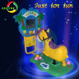 4 Cute Animals를 가진 동전 Operated Animal Swing Car 3D Swing Ride
