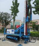 Xitan Mdl150h Base de Anclaje de la plataforma de perforación de la base de la máquina de perforación de la pila del suelo de clavado de perforación de perforación de pozos de agua