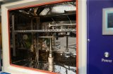 Medio ambiente simulado lámparas Wearhering cámara climática la radiación solar / máquina de prueba climáticas
