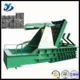 Presse de rebut hydraulique horizontale en métal pour les matériaux de surplus en métal, épluchage en acier