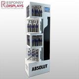 Популярные коммерческая реклама вина& из магазина дисплей для установки в стойку