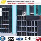 ASTM A500 geschweißt galvanisierter quadratischer Stahlrohr-großer Durchmesser