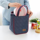 Sacchetto del pranzo isolato sacchetto più freddo per la casella di pranzo 10105
