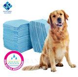 Super saugfähige Haustier-Toiletten-Trainings-Auflagen für Haustiere hafteten Innen
