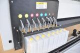 máquina de impressão do Inkjet de 1.8m grande com cabeça de cópia Dx8 para a bandeira
