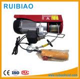 Электродвигатель привода лебедки