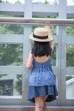 Phoebee Baumwollkind-Mädchen-Kleidung 100% für Sommer