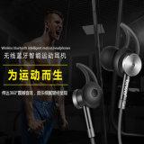 El en-Oído sin hilos al por mayor de Bluetooth Sweatproof de la fábrica se divierte los auriculares con el micrófono