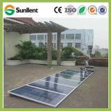 comitato solare policristallino solare di uso dell'indicatore luminoso 60W e del sistema